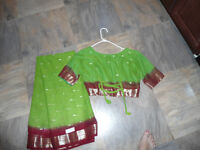 Sari--new with tags