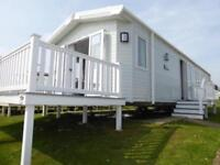 Brand new 2 bedroom holiday home caravan for sale at Nodes Point, Isle of Wight