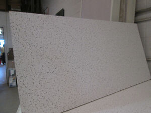 Huge quantity of 2' x 4' Ceiling Tiles
