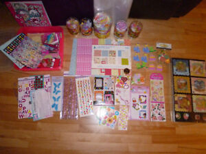 Articles divers pour Scrapbooking / Collimage