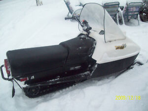 yamaha ski doo polaris 250cc snowmobile asap.call.780.240-9380