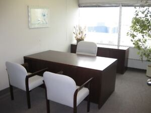 PRIVATE FURNISHED OFFICES -**2 Months RENT-FREE** - Limited Time