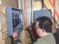 Fully  Licensed  Electrician, LOW RATES,  FREE  QUOTES  343-4644