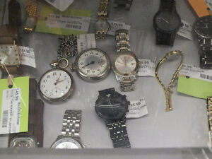 All watches are on sale
