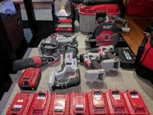 Contractor kit  Porter cable 20v Brushless