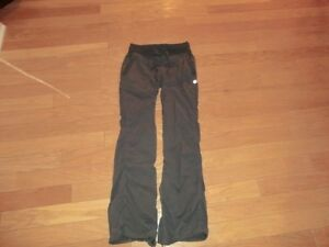 LuluLemon Studio Pants Lined Size 4