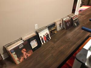 Wife Says Vinyl Records Must Go!