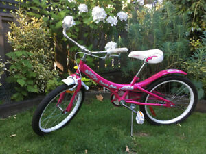 Girl's bikes for sale (for ages 9-11 years)