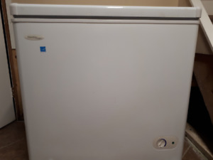 Small Danby Chest Freezer
