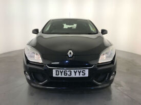2013 63 RENAULT MEGANE EXPRESSION PLUS DCI 1 OWNER SERVICE HISTORY FINANCE PX
