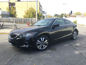 2009 HONDA ACCORD COUPE 4 CYL AUTOMATIC TRES PROPRE