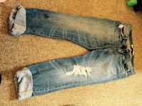Abercrombie & Fitch light jeans