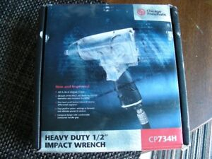CP-734H Air Impact Wrench Gun, 1/2 in. Brand New in Box!