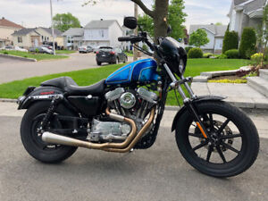 """Sportster """"Club style"""" 1200 unique"""