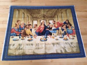 The last supper with Jesus and disciples Gatineau Ottawa / Gatineau Area image 1