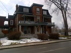 Nicely appointed professional 2 bedroom apt in heritage bldg