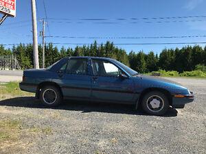1990 Chevrolet Corsica Berline
