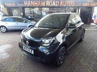 Smart Forfour 1.0 Night Sky Prime Premium Hatchback