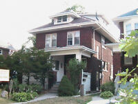 Steps from Victoria Park, cozy and beautiful upstairs 1 bedroom