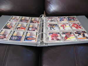 40 Cartes de hockey Score 1991 Young Superstar
