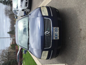 2005 Volkswagen Passat TDI - Perfect for a first car.