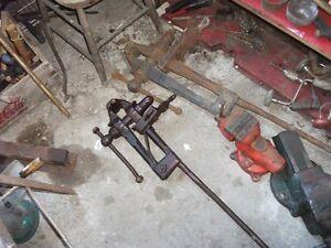 Assorted Blacksmith Tools and Anvils Belleville Belleville Area image 6