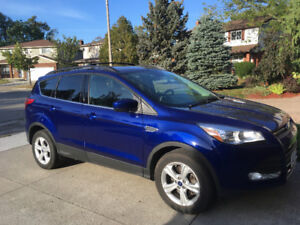 2016 Ford Escape Blue SUV, Crossover