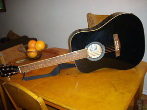 Acoustic Guitar (great for a beginner)