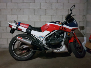 1986 Honda Interceptor VF500f