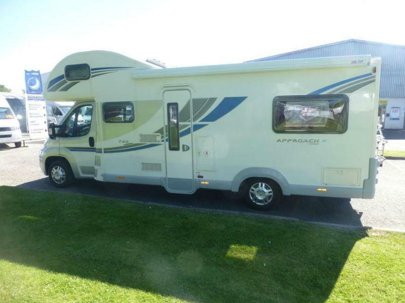 Luxury 2013 Bailey Approach 760SE 6 Berth Motorhome | In Perth Perth And Kinross | Gumtree