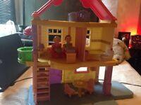 Fischer price play house