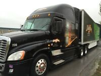 **New oportunityTeam Driver  Western Canada And SW USA