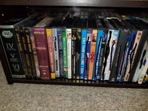 DVD & Blu-Ray Movie/TV Show Collection