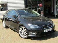 2015 SEAT LEON SPORT COUPE 1.4 TSI ACT 150 FR 3dr [Technology Pack]