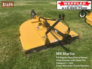 Mowers Bush Hog | Kijiji in Ontario  - Buy, Sell & Save with