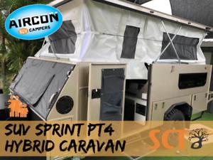 2018 Sprint PT4 Hybrid Pop Top Caravan Edmonton Cairns City Preview