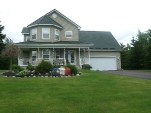 Country Living in the City- 2 Acres Dieppe NB