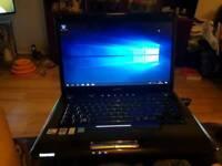 Laptop toshiba satrllite A350 16inch 256GB