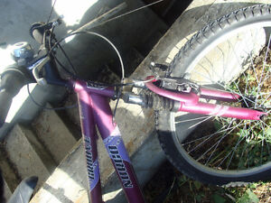 Girls Norco Groove Mountain Bike 15 Sp. For Sale
