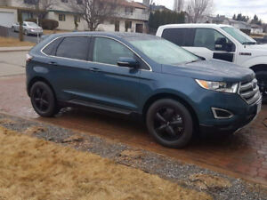 2016 Ford Edge SEL SUV, lease takeover $306 b/w