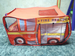 Fire Engine Play Tent TOY Edmonton Edmonton Area image 2