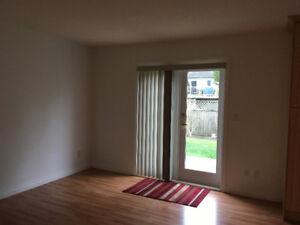 2 bedroom + 1.5 bath Garden Suite -Utilities INCLUDED!!!