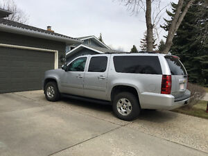 2014 Chevrolet Suburban LT 4X4 Leather