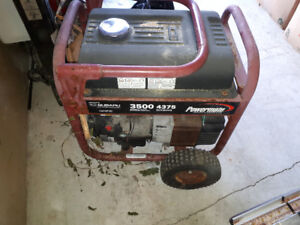 Leaf blower     generator and other stuff