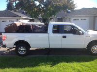 KELOWNA'S MOVING  DELIVERY & junk removal service
