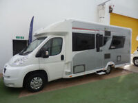 ELDDIS ASPIRE 255 / LOW PROFILE / FRENCH BED / 3500KG / SORRY NOW SOLD
