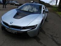 BMW i8 1.5 ( 231bhp ) 4X4 ( s/s ) Auto 2015MY