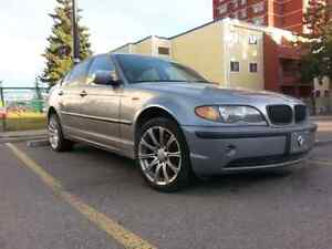 2004 BMW 325XI ALL WHEEL DRIVE