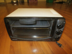 DeLonghi AS670 convection toaster oven