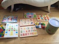 Toddler educational bundle